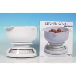 Keukenweegschaal 5kg elegance
